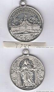 Hamburg 3. dt. Sängerbundfest 1882 Zinn 42 mm hübsche Erhaltung