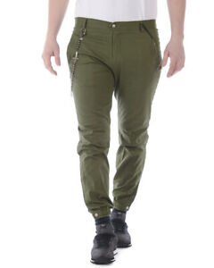 Italy 133 Verde Jeans P3514n5153801 Daniele Alessandrini Pantaloni Trouser Uomo Ppz8S