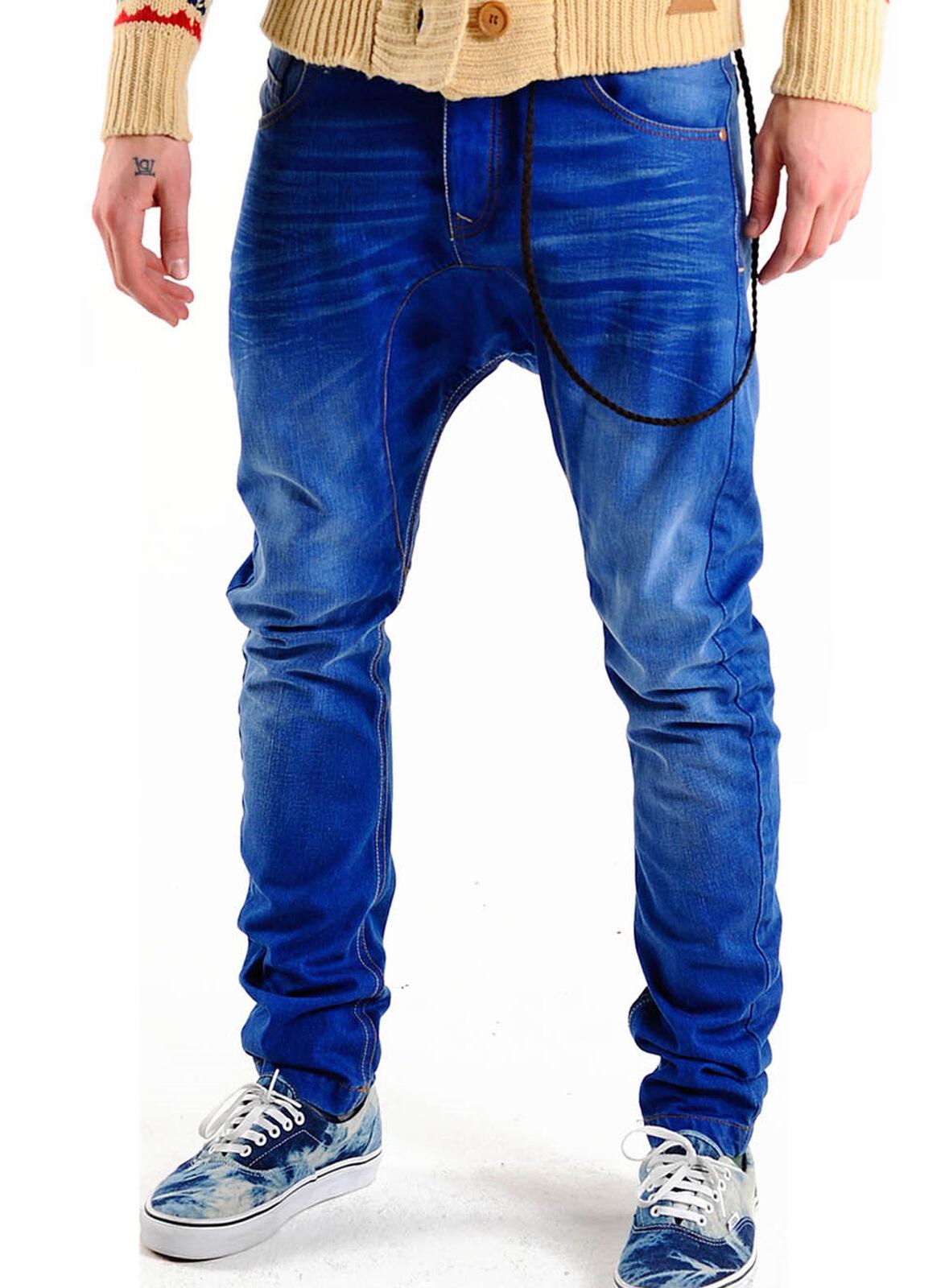VSCT señores Jeans-pantalones Spencer lowcrojoch rythm Man v-5641135 azul   venta de ofertas