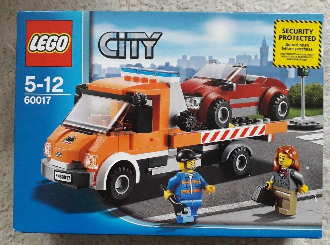 Lego City 60017 Brand New In Box
