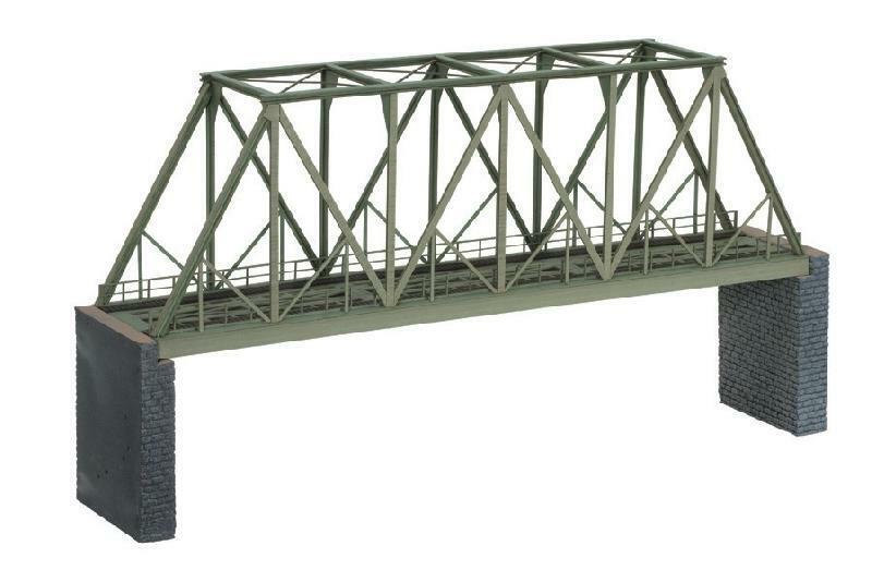 Noch 67029 Pont en Boîte 360 mm Découpé au Laser Kit de Montage H0