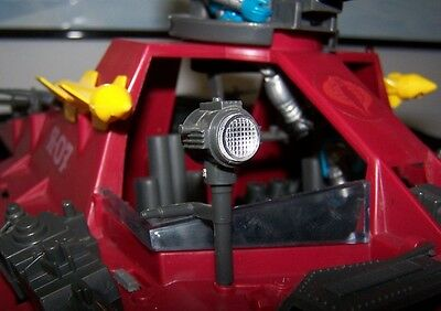 CUSTOM Grid Lens for GI Joe Spotlight fits Cobra Moray Hydrofoil search light