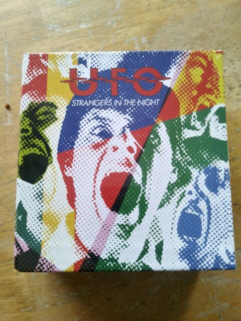 UFO Strangers In The Night 8 CD DELUXE Box Set. NEW ! SEALED !! 2 Available