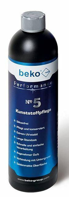 Beko P5-000-75 Rendimiento N° 5 Cuidado Plástico Botella 750ml