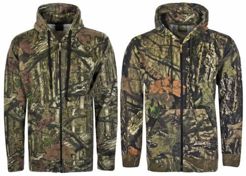 Men/'s Jungle Print Camouflage Hoody Fishing//Hunting Hoodie//Jacket top Size M-XXL