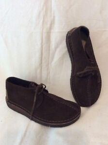Taglia caviglia pelle in scuro Stivali Clarks 6f marrone 6wEYgq