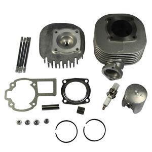 Complete Piston Kit with Head Gasket for Suzuki LT80 LT 80 1987-1996