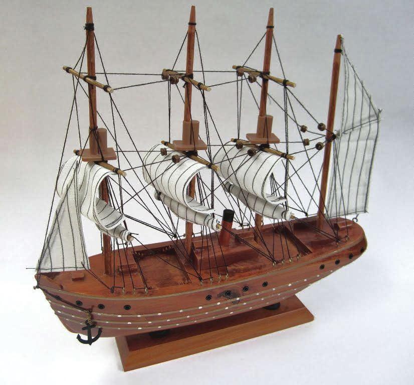 SS Gaelic Steam Ship Starter Boat Kit  Build Your Own Wooden Model Boat