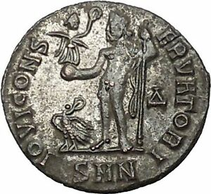 Licinius-I-Constantine-The-Great-enemy-Ancient-Roman-Coin-Jupiter-Cult-i39540