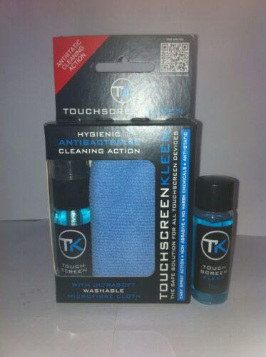 IPADS LAPTOPS PLASMA TVS  IPHONE LCD  COMPUTERS SCREEN CLEANER AND CLEANING KIT