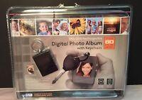 Innovage Digital Photo Album With Keychain Gift