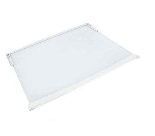 Genuine SMEG frigorifero congelatore Frigorifero Scaffale di vetro con Trim 520 x 340 mm