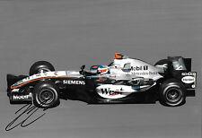 Kimi Raikkonen ,12x8 , F1 McLaren-Mercedes , F1 Jerez Test  2005