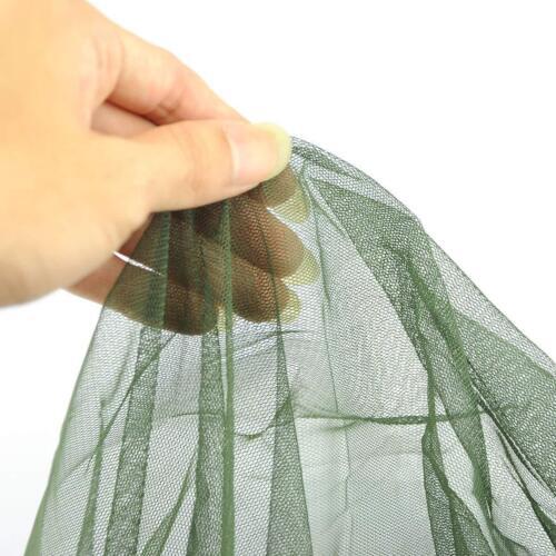 Outdoor Portable Double Hammock Mosquito Net Garden Netting Hanging Swing Bed