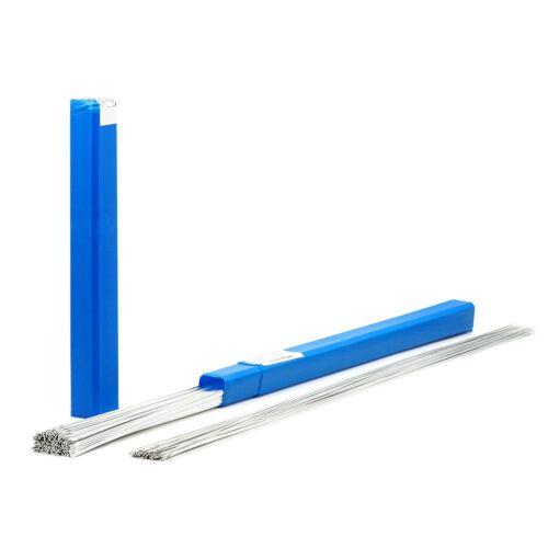 WIG TIG Stab 1kg//5kg Stahl 308//316LSi INOX 12.64 AlMg5 AlSi5 Schweißdraht ESAB