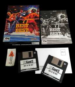 CHAMPIONSHIP-KARATE-PC-3-5-034-Disk-Big-Box-Best-of-the-Best-Ed-Espanola