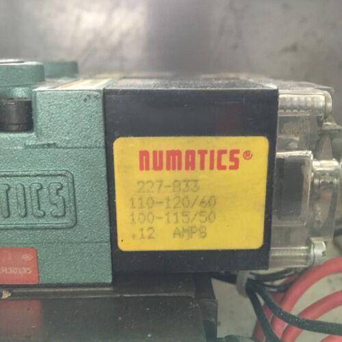 Numatics Solinoid Valve 150PSIG Multi Purpose 11SAD4110