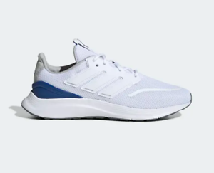 New-adidas-Energyfalcon-White-Blue-Mens-Running-Shoes-Sneakers-EE9847