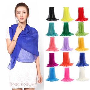 EB-Women-Solid-Large-Long-Chiffon-Silk-Scarf-Wrap-Scarves-Shawl-Beach-Beamy