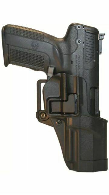 Blackhawk Cqc Serpa Holster Fn 5 7 Mk1 Mk2 Right Handed Rare For Sale Online Ebay