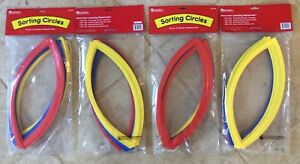 Giant-Sorting-Circles-20-inches-in-diameter-Total-of-24-circles-4-sets-of-6