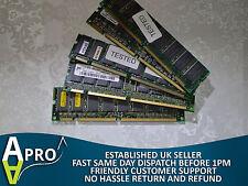 WORKING & TESTED - 128MB SDRAM 100MHz NON ECC DIMM PC RAM MEMORY - UK SELLER