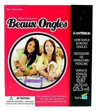 Bons Trucs Pour Beaux Ongles (Boites Amusantes) (French Edition)