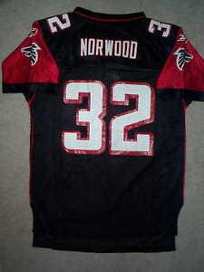 750f40e79 Image is loading REEBOK-Atlanta-Falcons-JERIOUS-NORWOOD-nfl-THROWBACK-Jersey -