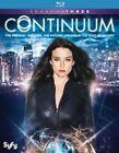 Continuum Season Three - Blu-ray Region 1