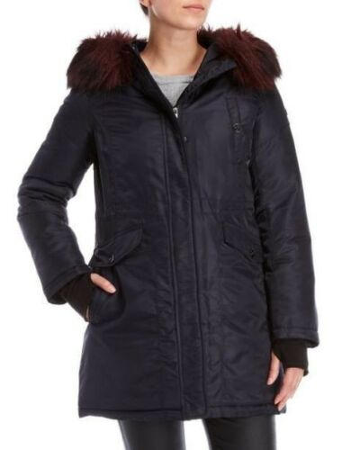 New Diane Navy Daisy Von In small Furstenberg Size Coat rrxdv6qY