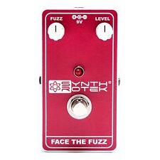 Synthrotek Face the Fuzz Guitar Effects Pedal Germanium Transistors