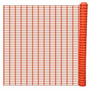 vidaXL-Rollo-de-Malla-de-Seguridad-de-Plastico-Naranja-50-m-Valla-Temporal