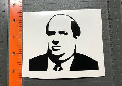 Kevin Malone Silhouette Vinyl Decal Sticker The Office