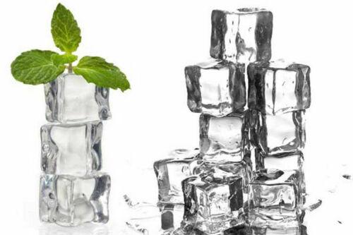 15x Réutilisable Acrylique Ice Cube faux artificiel Crystal 2.5 cm Square Display Props