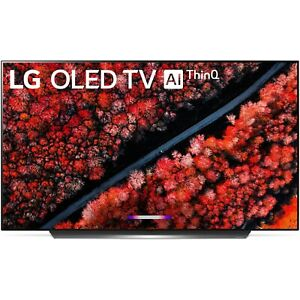 "LG 55"" 4K Ultra HD HDR Smart OLED TV 2019 Model - OLED55C9P"