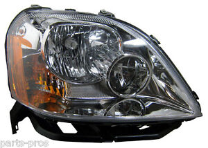 New-Replacement-Halogen-Headlight-Assembly-RH-FOR-2005-07-FORD-500
