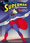 Superman & Friends 75th Anniversary Collection Region 1 DVD