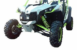 CAN-AM-Maverick-XDS-TURBO-Fender-Flares-Mud-Flaps