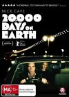 Nick Cave - 20,000 Days On Earth (DVD, 2014)