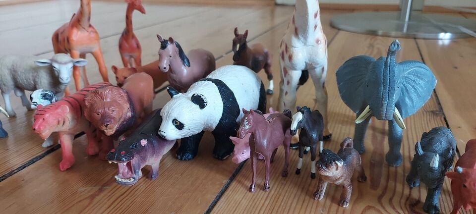 Dyr, Dyr, Blandet