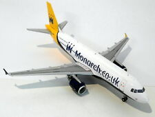 Gemini Jets 1/200 Scale Diecast - G2MON350 Airbus A320 Monarch G-OZBX
