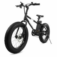 Deals on Swagtron EB-6 20-in Electric 7 Speed Mountain City E-Bike Refurb