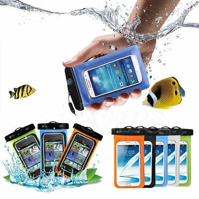 New Waterproof Bag Underwater Pouch Dry Case Cover For Iphone 5/5S Samsung S2/S3