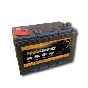Batterie decharge profonde decharge lente 12v 100ah 500 cycles de vie