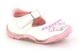 OFFERTA-Cutie-h2191-bambine-Bianco-rosa-scarpe-casual