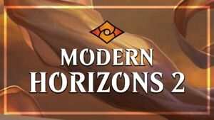 Modern Horizons 2 Collector Booster Box English Sealed Magic Presell