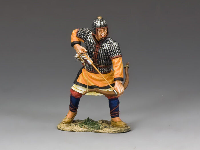 IC061 Standing Ready Archer by King & Country
