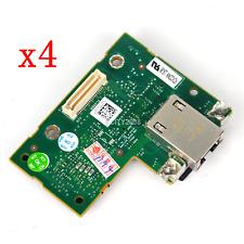 ** NEW PULLS**  ** LOT of 10 PCS**  iDrac 6 Express for DELL POWEREDGE R610 R710
