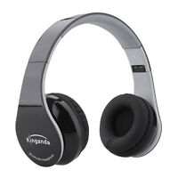 Bluetooth 4.0 Stereo Headphones On-Ear Wireless Headset Earphone for Android IOS