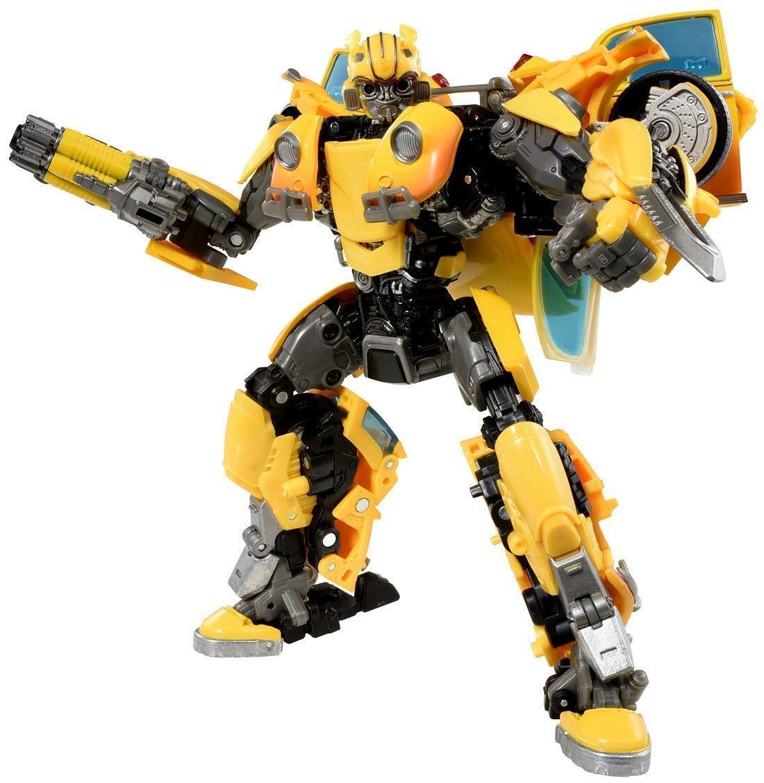 Sin usar y en caja sellada en EE. UU. Transformers Takara Movie Masterpiece MPM-7 Bumblebee Volkswagen